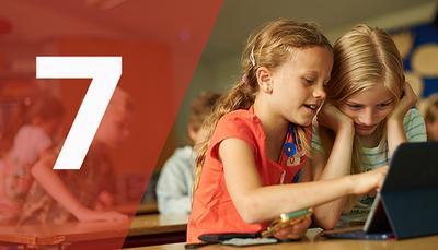 7 tips: Digital undervisning i indskolingen