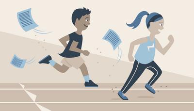 26 hurtige aktiviteter til den sidste uge