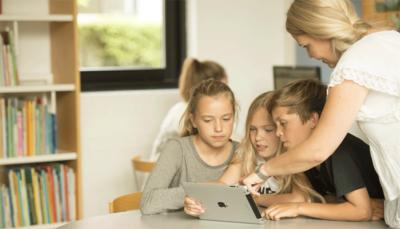 Samarbejde med Lektier Online