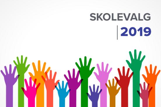 Undervisningsaktiviteter om Skolevalg 2019