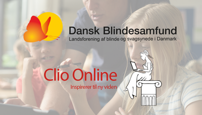 Nyt samarbejde med Dansk Blindesamfund