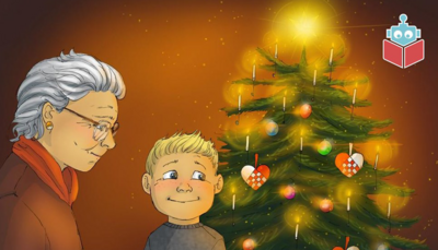 Læs julehistorier med indskolingen