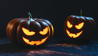 Halloween på Engelskfaget