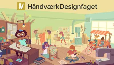 HåndværkDesignfaget – endelig en hjælpende hånd