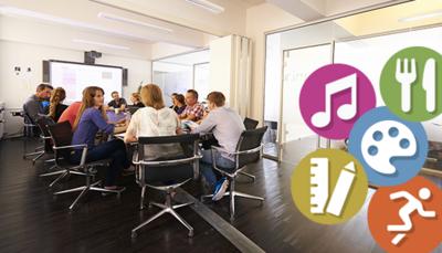 """Tilmeld dig den gratis workshop """"Sådan underviser du digitalt i de praktisk-musiske fag"""""""