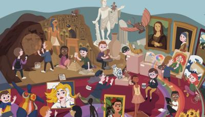 Ny portal: Billedkunstfaget Indskoling