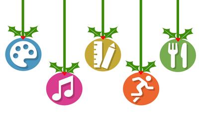 Juleaktiviter til de praktisk-musiske fag